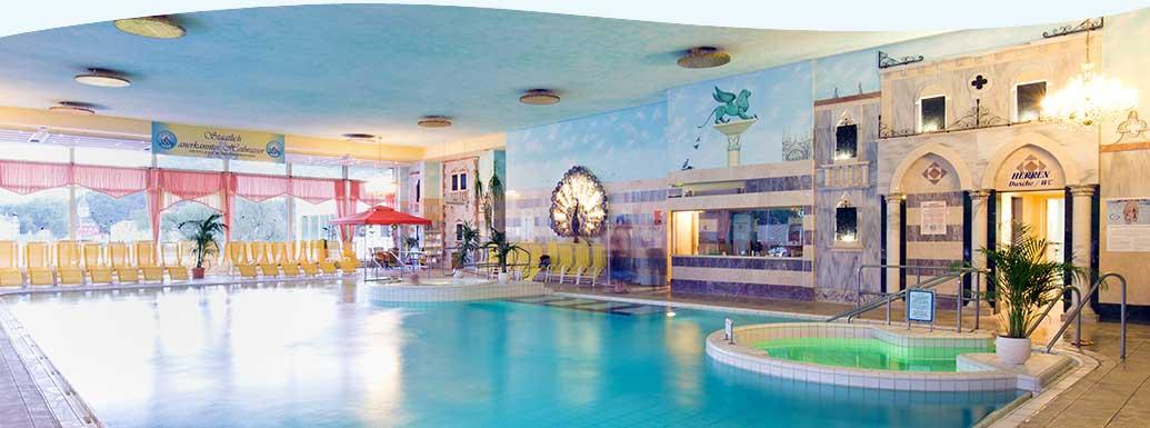 thermalbad, schwimmen, baden und wellness | bad hönningen am rhein, Badkamer